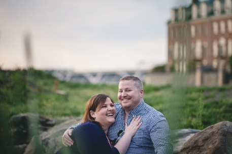 sunrise engagement session by Petruzzo Photography in old town Alexandria 03