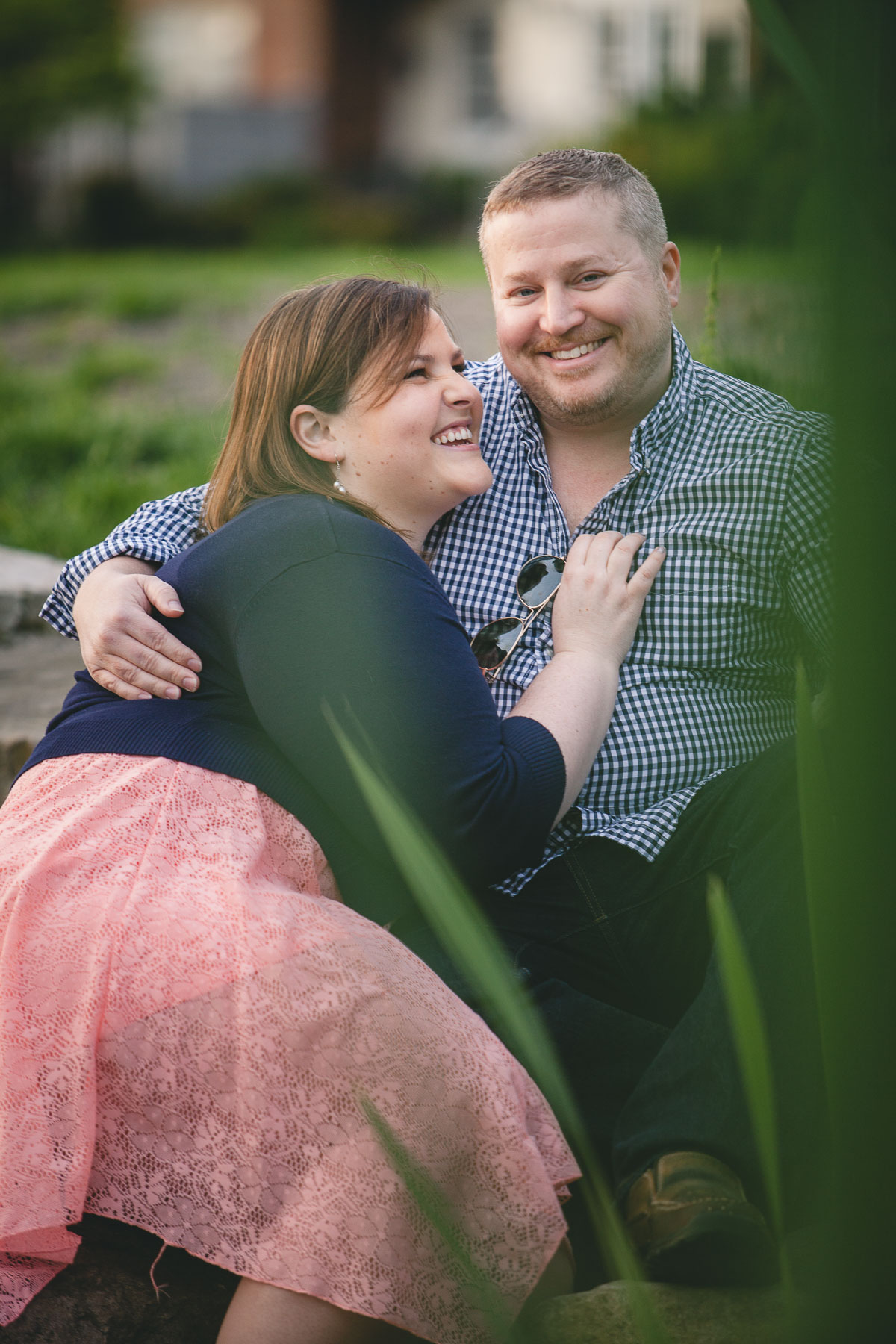 sunrise engagement session by Petruzzo Photography in old town Alexandria 04