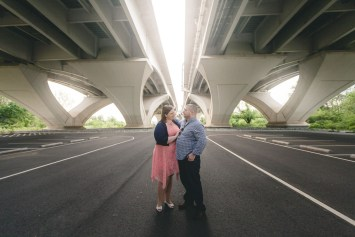 sunrise engagement session by Petruzzo Photography in old town Alexandria 08