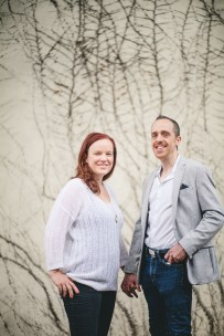 Coffee and murals engagement session in Annapolis petruzzo photography 15