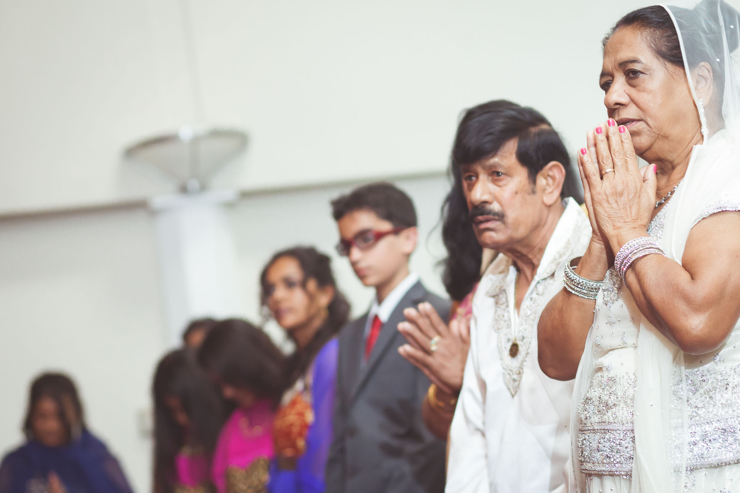Pooja Ritual Engagement Ceremony from Felipe Sanchez with Petruzzo Photography 19