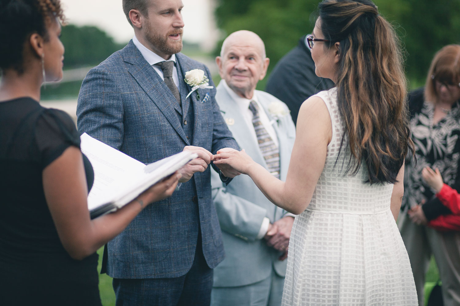dc elopement from felipe sanchez with petruzzo photography 15