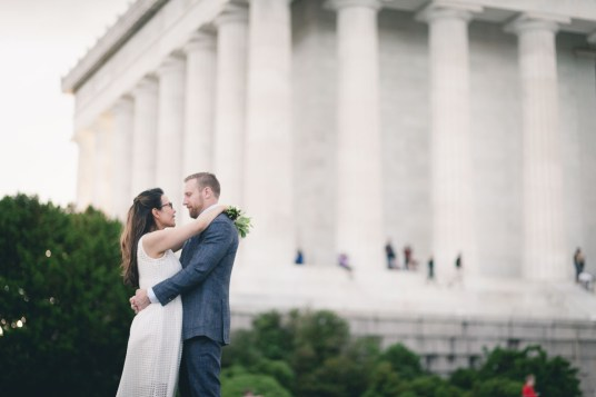 dc elopement from felipe sanchez with petruzzo photography 21