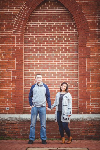 Engagement Session Turned Proposal Downtown Annapolis Petruzzo Photography 13