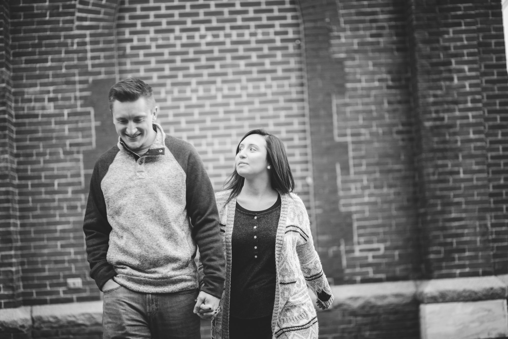 Engagement Session Turned Proposal Downtown Annapolis Petruzzo Photography 14