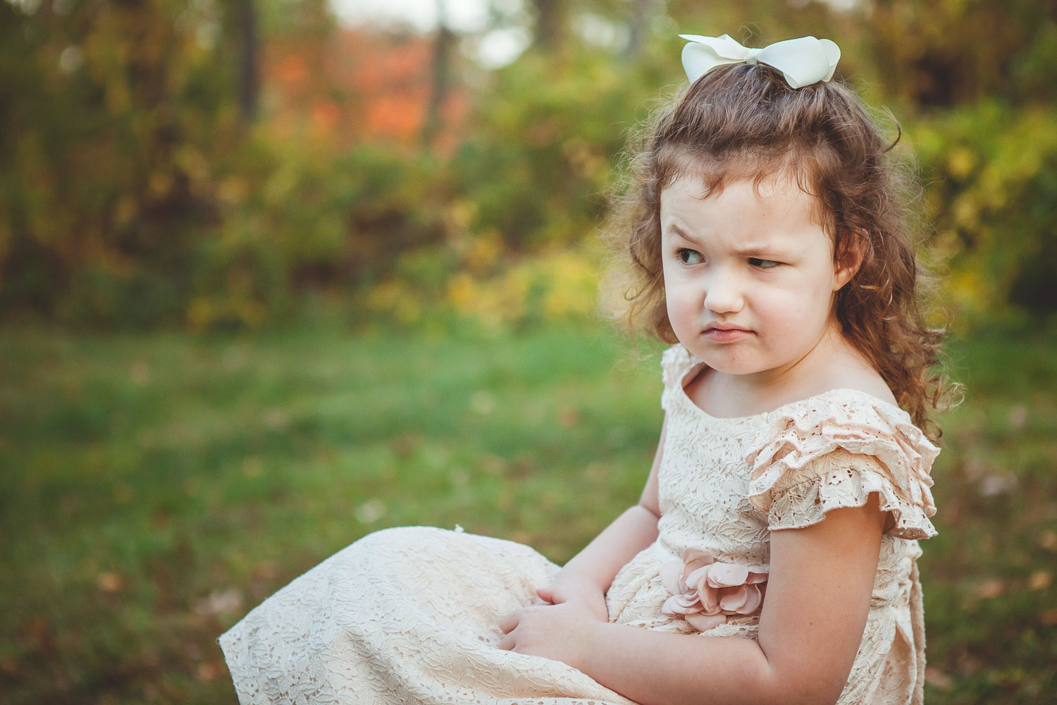 Our Last Portrait Session with 2016\'s Fall Colors | Petruzzo Photography