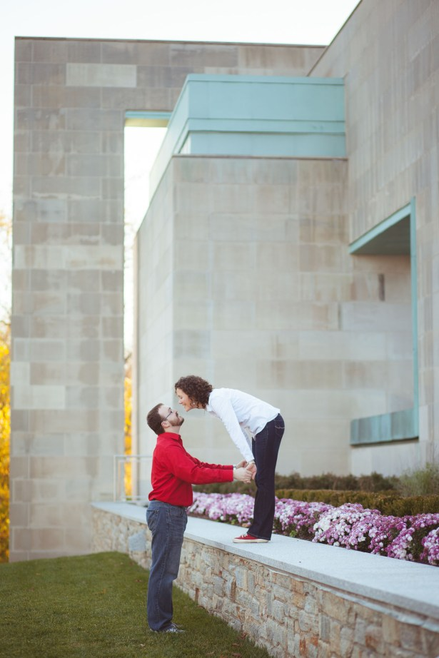 Engagement Session at John Paul 2 Memorial in DC Petruzzo Photography 04