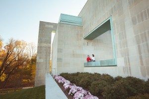Engagement Session at John Paul 2 Memorial in DC Petruzzo Photography 07