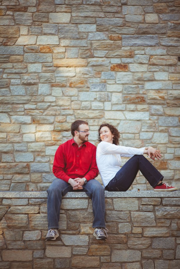 Engagement Session at John Paul 2 Memorial in DC Petruzzo Photography 15