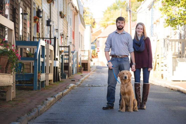 Engagement Session with Greg Ferko in Downtown Annapolis Petruzzo Photography 05