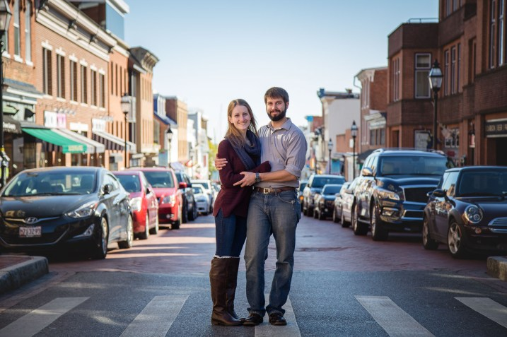 Engagement Session with Greg Ferko in Downtown Annapolis Petruzzo Photography 12