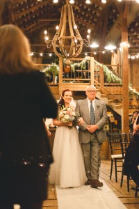 A Wedding Under the Warm Light of The Barnes at Hamilton Station 63