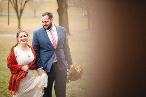 Bright Wedding On a Dreary Day at Linganor Wines 50