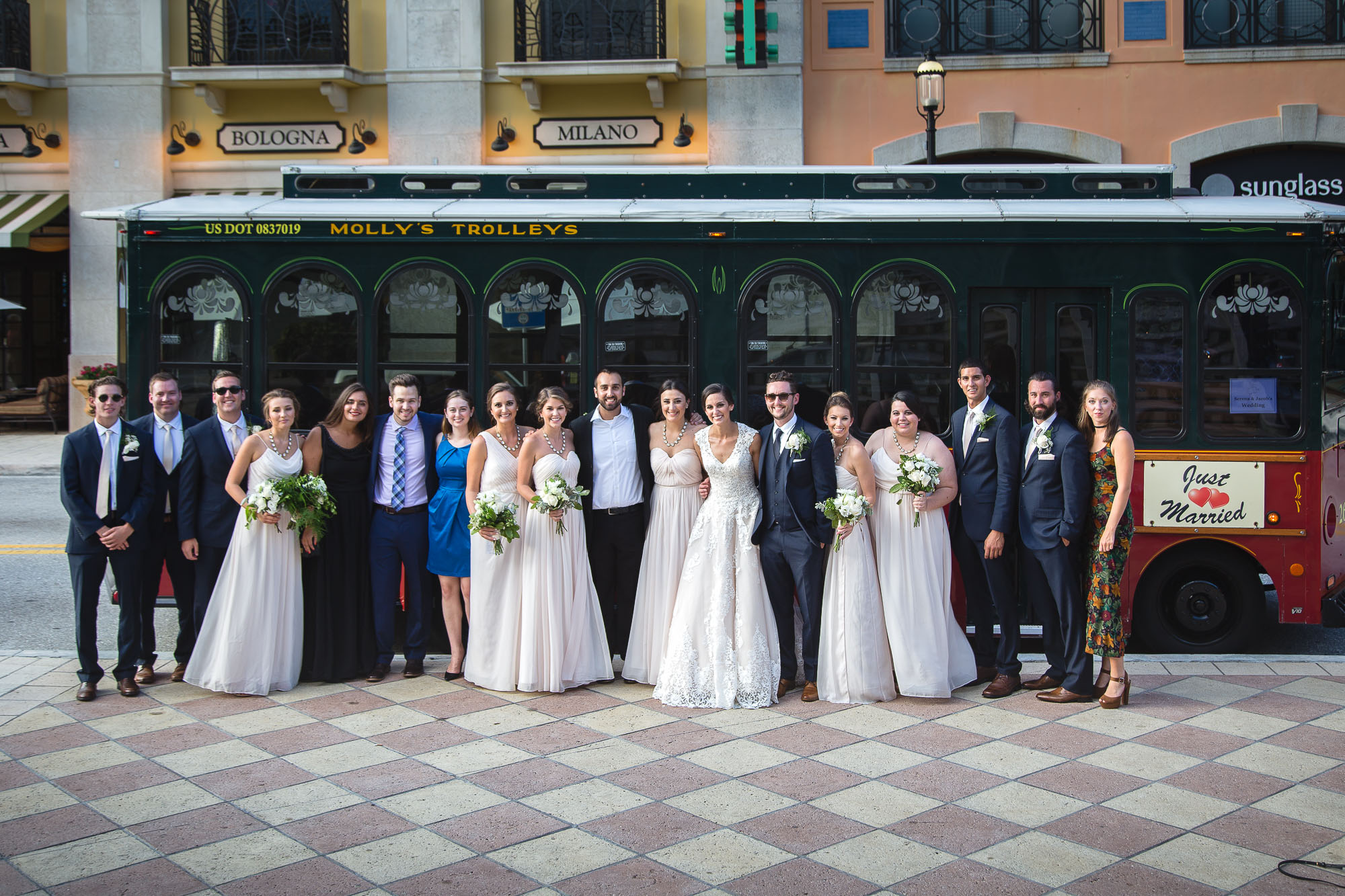 Greg Ferko Shot This Wedding in Ft Lauderdale 47