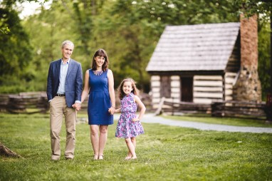 Delightful Family Portraits at Benjamin Banneker Historical Park in Catonsville MD 22