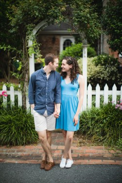 An Adventurous Engagement Session in St Michaels Maryland 11