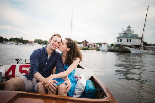 An Adventurous Engagement Session in St Michaels Maryland 19