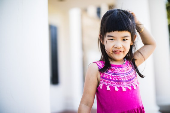 Delightful Family Portraits at the Glenview Mansion in Rockville 04