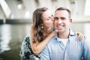 An Engagement Session Under the Woodrow Wilson Bridge Petruzzo Photography 05