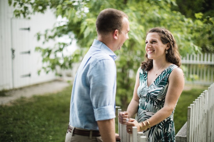 An Engagement Session Under the Woodrow Wilson Bridge Petruzzo Photography 11