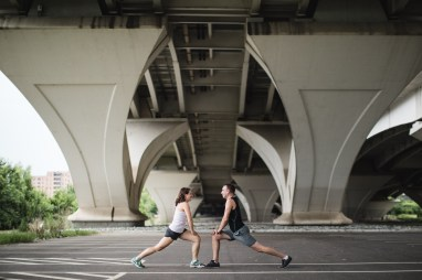 An Engagement Session Under the Woodrow Wilson Bridge Petruzzo Photography 21