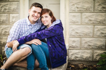 An Engagement Session at the Family Vacation Home 07