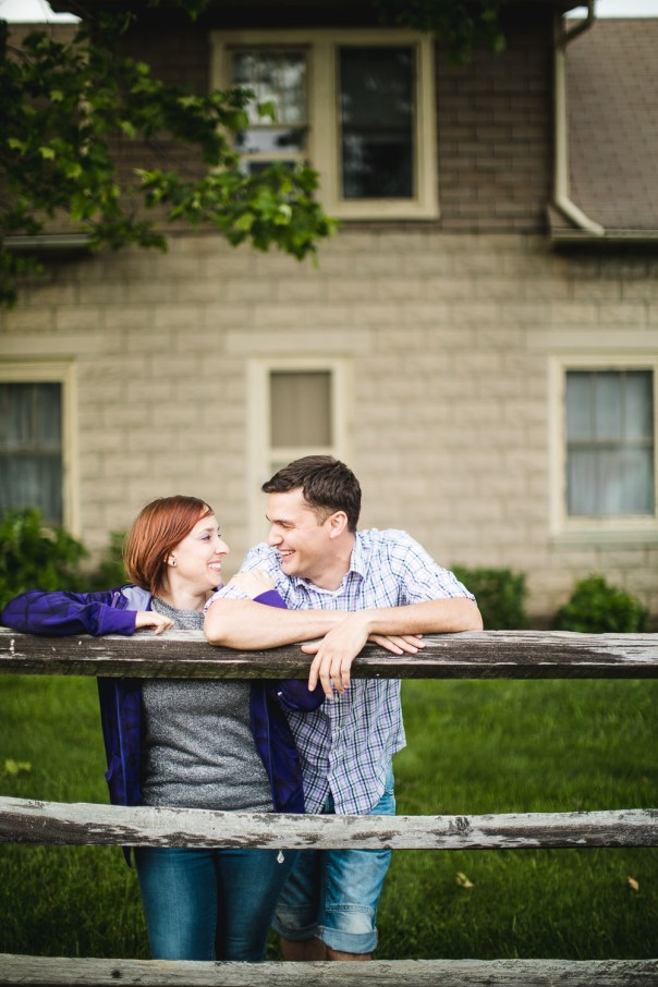 An Engagement Session at the Family Vacation Home 11