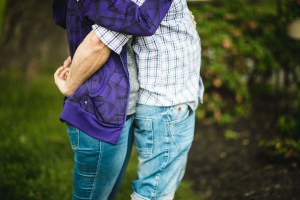 An Engagement Session at the Family Vacation Home 14