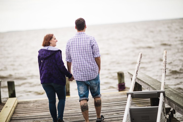 An Engagement Session at the Family Vacation Home 28