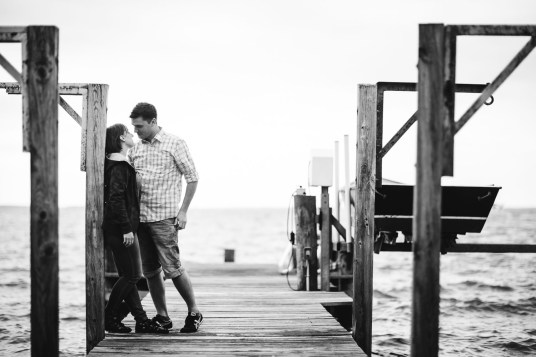 An Engagement Session at the Family Vacation Home 32