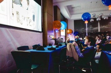 A Bar Mitzvah at Dave and Busters Petruzzo Photography Felipe Sanchez 22