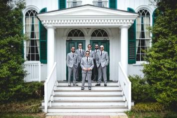 A Wedding at Historic Baldwin Hall from Greg & Erik 16