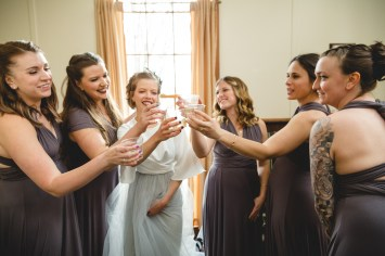 A Wedding at Historic Baldwin Hall from Greg & Erik 23