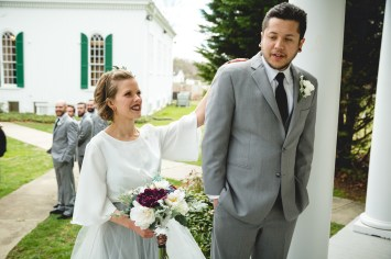 A Wedding at Historic Baldwin Hall from Greg & Erik 28