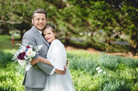 A Wedding at Historic Baldwin Hall from Greg & Erik 50