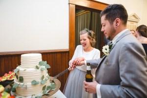 A Wedding at Historic Baldwin Hall from Greg & Erik 66
