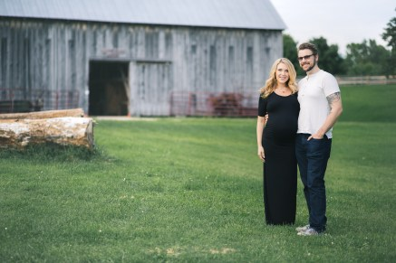A Maternity Session from Greg Ferko at Kinder Farm Park 03