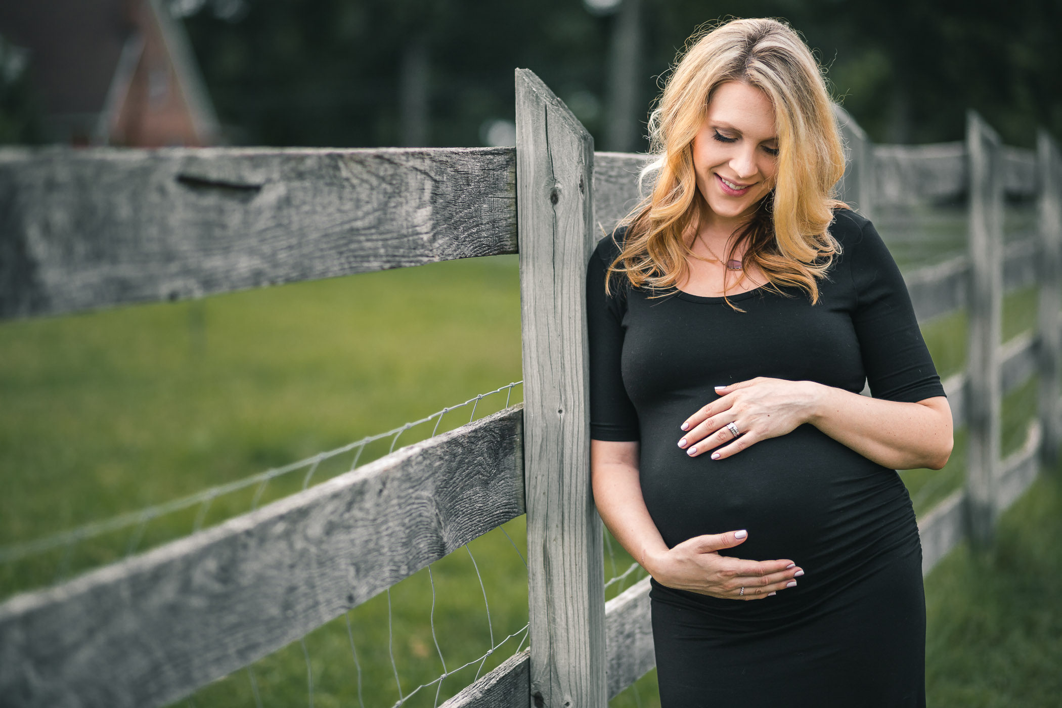 A Maternity Session from Greg Ferko at Kinder Farm Park 11