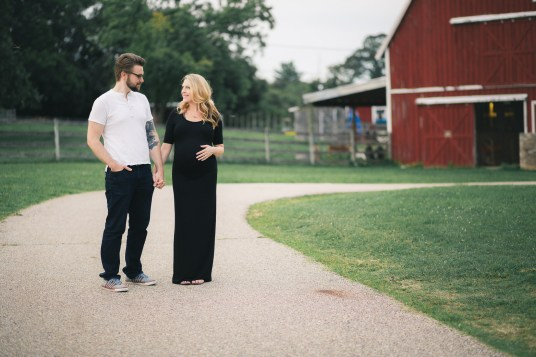 A Maternity Session from Greg Ferko at Kinder Farm Park 15