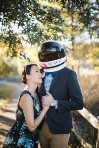 This Couple Had Their Engagement Session on Earth 08