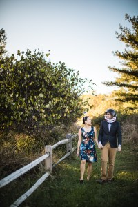 This Couple Had Their Engagement Session on Earth 10