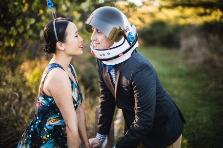 This Couple Had Their Engagement Session on Earth 11
