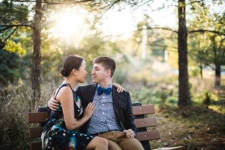 This Couple Had Their Engagement Session on Earth 21