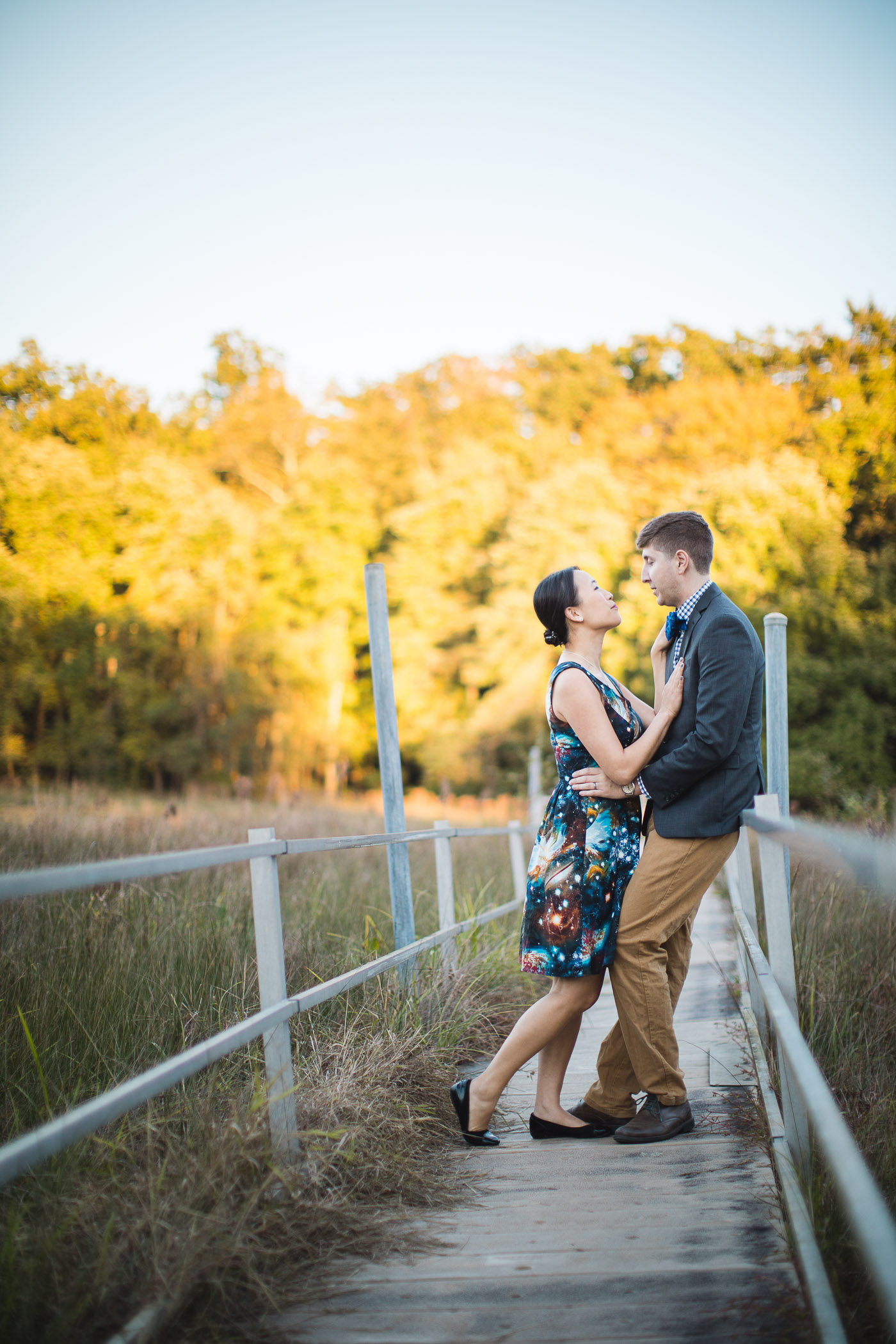 This Couple Had Their Engagement Session on Earth 22