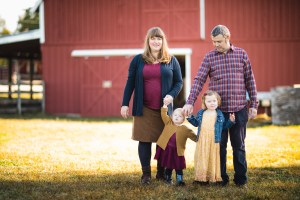 A Colorful Two-Part Autumn Family Session from Felipe 16