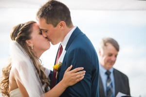Beautiful Wedding Ceremony Formals at a Private Chesapeake Bay Lighthouse 24