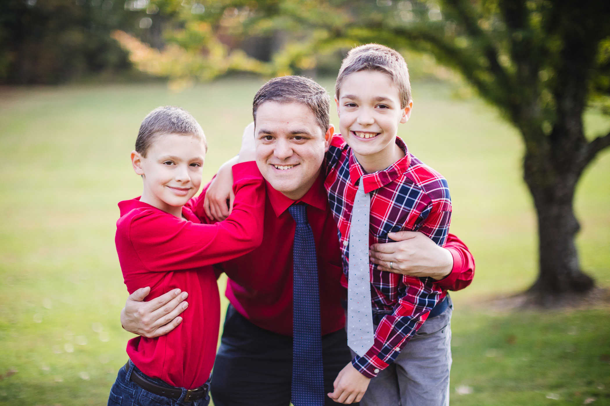 A Colorful October Family Portrait Session from Felipe | Petruzzo ...