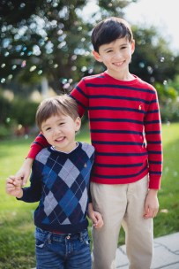 This Family Portrait Session in the National Arboretum 11