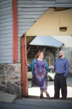 Ellicott City is For Lovers, An Engagement Session 08