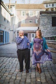Ellicott City is For Lovers, An Engagement Session 14